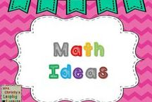 Math Ideas