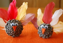 Eco Ideas for Thanksgiving  / by Lavish & Lime