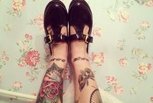 Tattoos that I really need. But not really... / by Gabrielle Gramegna