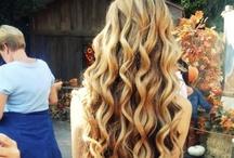 Hair!! / by sarah sarah
