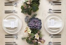 WEDDING | TABLESCAPES / by Andrea Yager