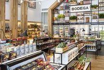 Interior • food retail