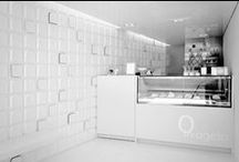 Interior • bakery & pastry shop / by Elisa R