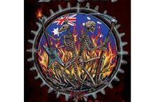 Australian Metal / Australian heavy metal bands.
