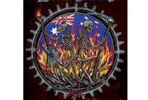 Australian Metal / Australian heavy metal bands.