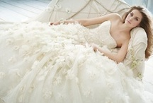 Wedding Dresses / Simply because I think wedding dresses are so exquisite.