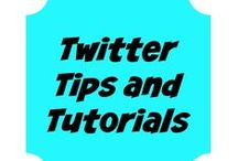 Twitter Stuff / Tips and tutorials for using Twitter #socialmedia #twitter / by Sara - Momwithahook