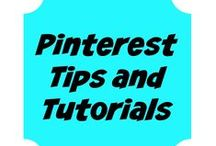 Pinterest Tips / Tips and tutorials for using #pinterest #socialmedia #tips / by Sara - Momwithahook