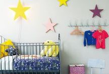 Nursery Inspiration / Decor delights for baby nursery - including boys, girls, twins and unisex rooms. Please also see our new board Kids room inspiration for our growing children.