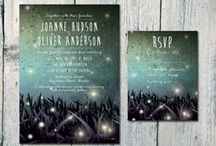 WEDDING | INVITATIONS / by Andrea Yager