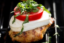 Brilliant Barbeque Ideas / Looking for yummy grilling recipes for a Father's Day barbeque or for barbecuing any day? Here are some of the best recipes we've come across for grilling chicken, steak, pork and prawns plus pizza, peaches, pineapple and even sweet potatoes. Lots are for foods we know and love to barbeque, others are for foods we never knew we could grill but now can't wait to try. Enjoy!  / by Lavish & Lime