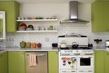 kitchen.  / by Brigitte