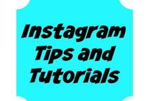 instagram stuff / tips and tutorials for using Instagram #instagram #socialmedia #tips / by Sara - Momwithahook
