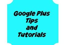 Google+ Plus Tips and Tutorials / Google Plus Tips and Tutorials #googleplus #socialmedia / by Sara - Momwithahook