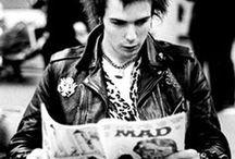 Sid Vicious / #sidvicious