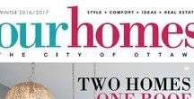 Our Homes Ottawa / At OUR HOMES Ottawa, we celebrate life at home everyday with fabulous LOCAL home tours, design ideas and inspiration, yummy recipes and the latest in DIY. Twitter @OurHomesMag. Follow us locally on Twitter @OurHomesOttawa and find us on FaceBook.
