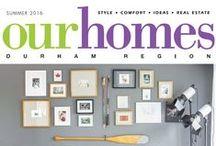 Our Homes Durham Region / OUR HOMES Durham Region is no longer in publication.