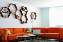 shelves.  / by Brigitte
