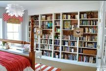 knihovny / bookcases
