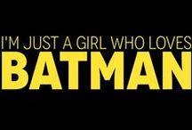Batman / I LOVE BATMAN!!! #batman