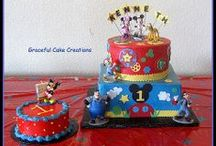 Kids birthdays / by Brittany Marie