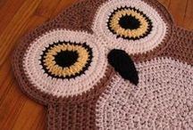 Crochet projects / by Brittany Marie