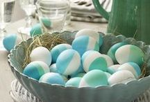 Easter / Colorful time #easter