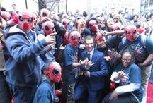 TASM2 NYC Premiere / The cast and filmmakers return to Spidey's hometown for the premiere in NYC. / by The Amazing Spider-Man 2