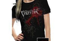 Ladies Rock Wear / Hard rockin' metal ladies wear.
