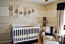 Nursery Inspiration / Any and all things nursery.  / by Heather Johnson