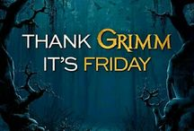My love of Grimm / Grimm is a fairy tale show with an adult twist.  / by Roxanne Kingsland