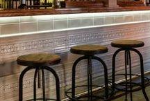 Interior • bar counter