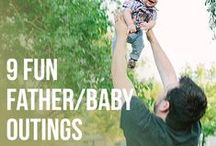Baby Fun for Dads / Daddy & baby bonding :-)