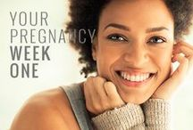 Pregnancy Week by Week / Something wonderful is happening to your body and, quite naturally you'll want to know as much as possible about the changes week by week!