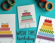 Greeting cards / Sources for the coolest handmade greeting cards for all occasions, plus ideas for making your own!