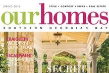 Spring 2016 Our Homes magazines