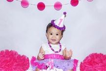 DIY Baby Photoshoots / DIY Photoshoots for Special Occasions