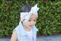 Baby Girl Fashion / Raina's daughter Scarlett's Outfits