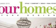 Summer 2016 Our Homes magazines