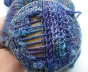 Knit + Crochet: Tools + Technique / The best tools for better knitting and crochet, plus general yarn-based techniques.