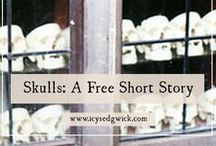 Free Short Stories / These free short stories by Icy Sedgwick are the perfect way to while away a 15 minute break at work. If you like the gothic, the weird, the fantastic, and the just plain odd, then liven up your commute with these free reads!