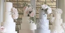 Wedding Cakes / All kinds of wedding cakes can be found on this board.