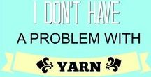 Crochet Quotes / A collection of crochet quotes - Message to Join.