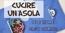 Visto su Cucicucicoo: Eco Sewing & Crafting / Tutti i tutorial e altri post fantastici in lingua italiana pubblicati su Cucicucicoo.com. Tante idee, progetti e lezioni per cucire e creare con amore per l'ambiente!