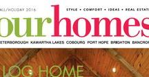 Fall 2016 Our Homes magazines