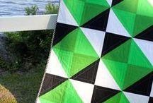 Blankets and Quilts / The best tutorials and information on the web on how to make your own cool blankets and quilts! Sewing, crochet, knit, patchwork, you name it!