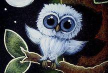 Owl | Art ❖