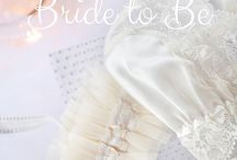 Bride to Be Gift Ideas / Selection of the gift ideas for Brides to be. Bridal gift ideas, unique bride to be gifts, personalised bride gifts, quirky bride to be gifts,