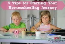 Homeschool / Are you a homeschooler or thinking about homeschooling your kids? Find dozens of resources, creative ideas, homeschool curriculum reviews and more right here!