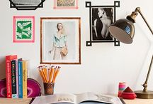 Dorm Decor / Images and inspiration for the ultimate #dorm